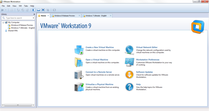 Vmware workstation 9. 0. 0 build 812388 download for windows.