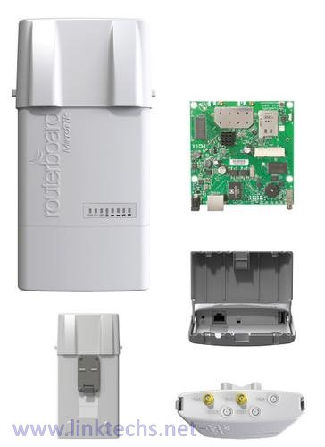 MikroTik RB912UAG-5HPnD-OUT 5GHz BaseBox5 802 11bgn Outdoor US